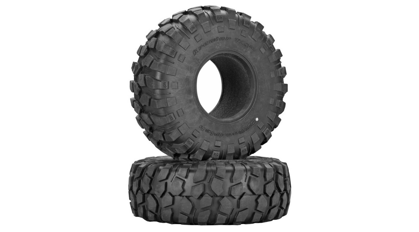 Image for 1/10 BF Goodrich Krawler T A R35 2.2 Tire with Inserts (2) from HorizonHobby
