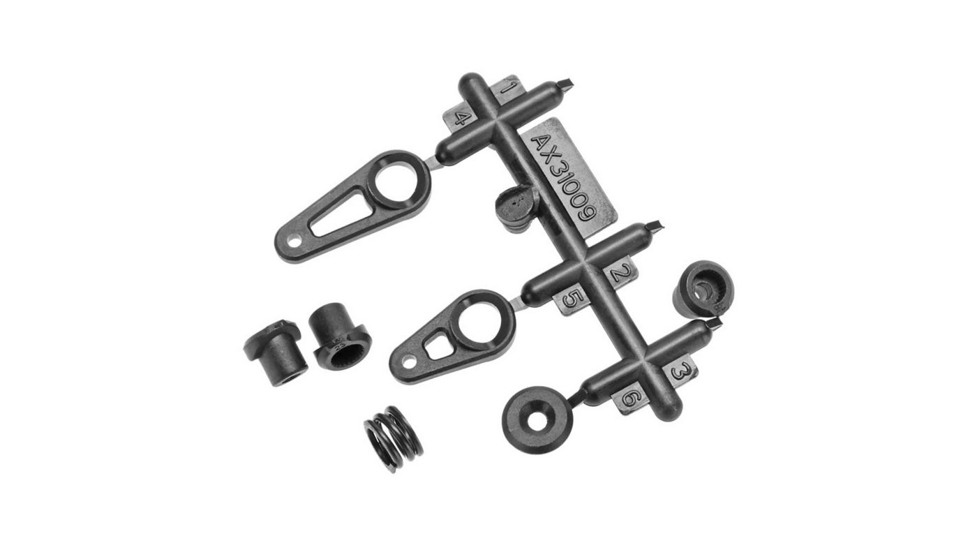 Image for 2-Speed Hi Lo Servo Saver Set from HorizonHobby