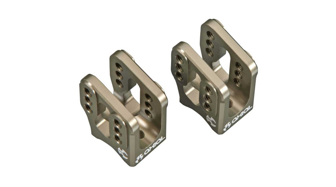 Image for AR60 OCP Machined Link Mounts from HorizonHobby