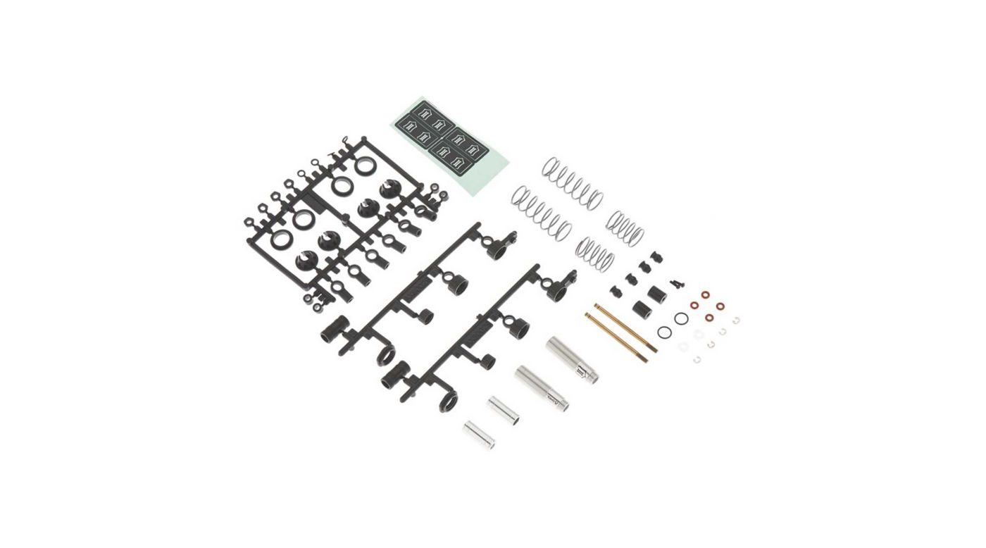 Image for Icon Aluminum Shock Set 61-90mm (2) from HorizonHobby