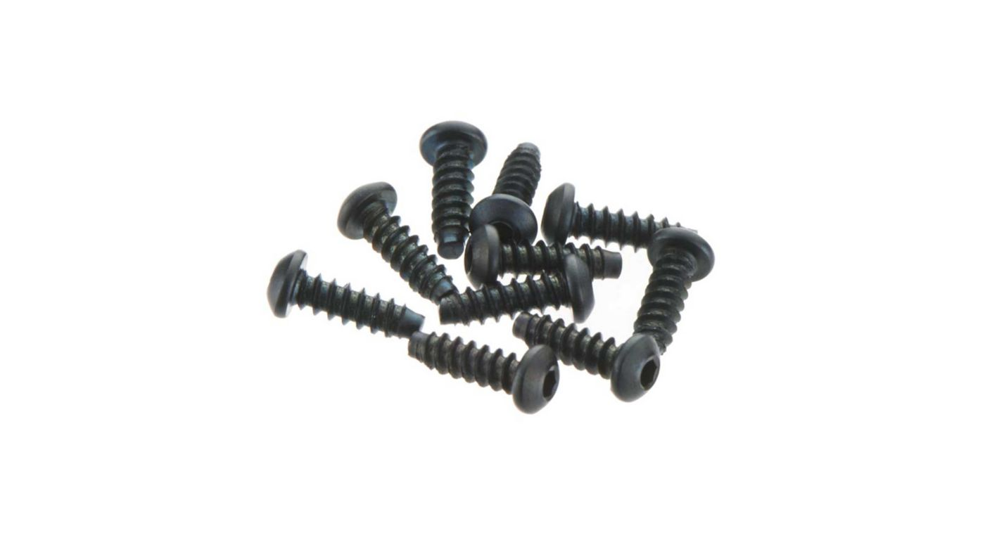Image for Hex Socket Tapping Button Head 2.6x8mm (10) from HorizonHobby
