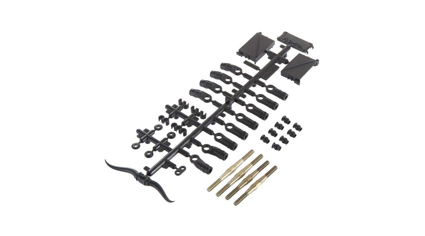 Image for Turnbuckle Set Aluminum Yeti (4) from HorizonHobby