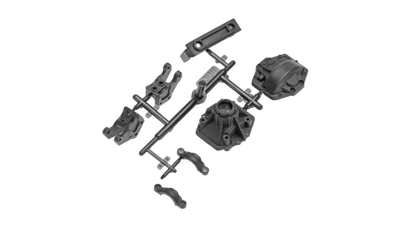 Image for Axle Component Set RR10 from HorizonHobby