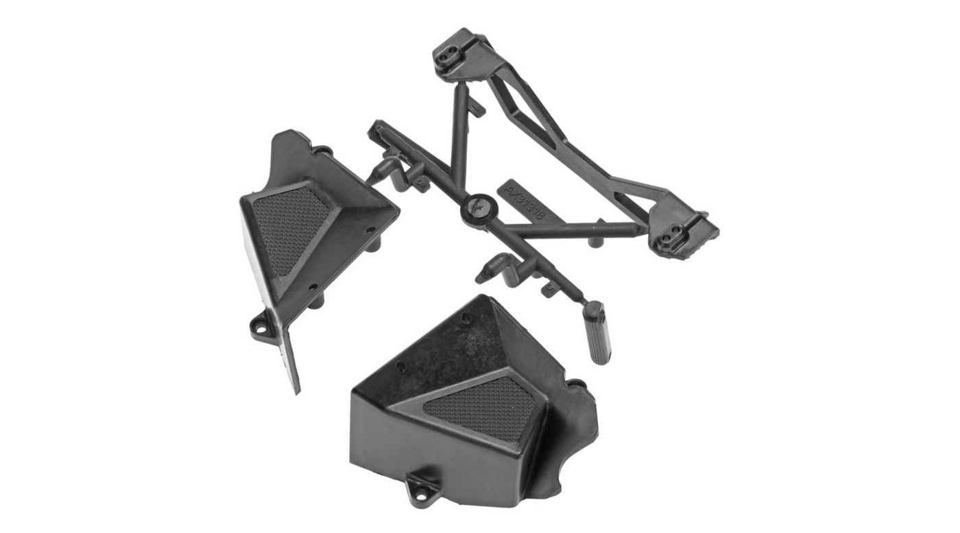 Image for Battery Tray Chassis Components RR10 from HorizonHobby