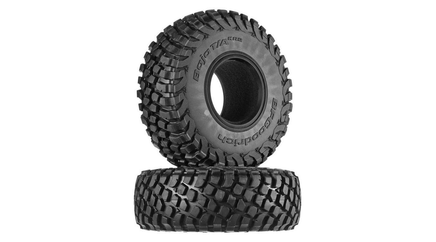 Image for 2.2 BFGoodrich Baja T A KR2 Tire R35 (2) from HorizonHobby