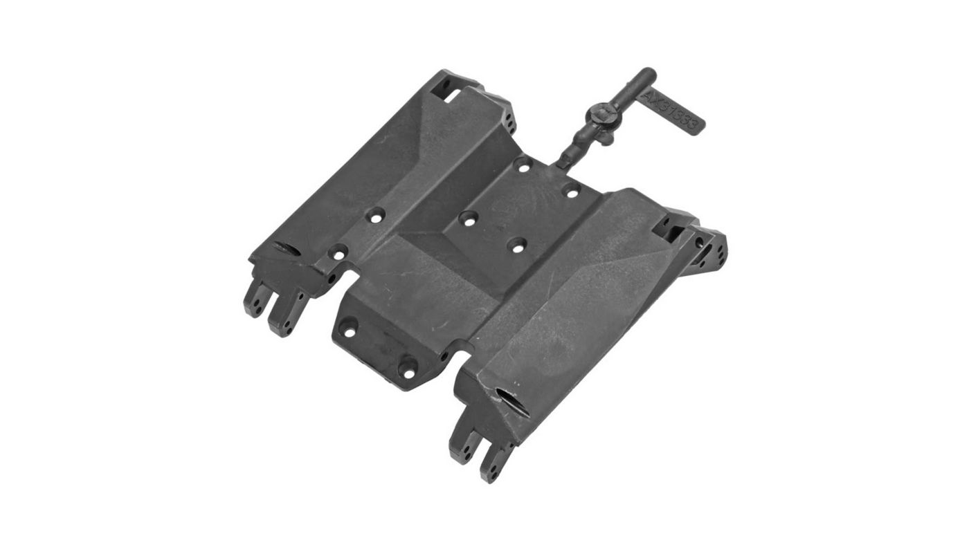 Image for Skid Plate RR10 from HorizonHobby