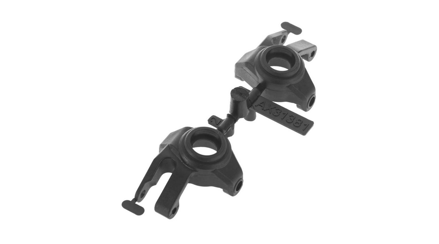 Image for AR44 Steering Knuckles from HorizonHobby