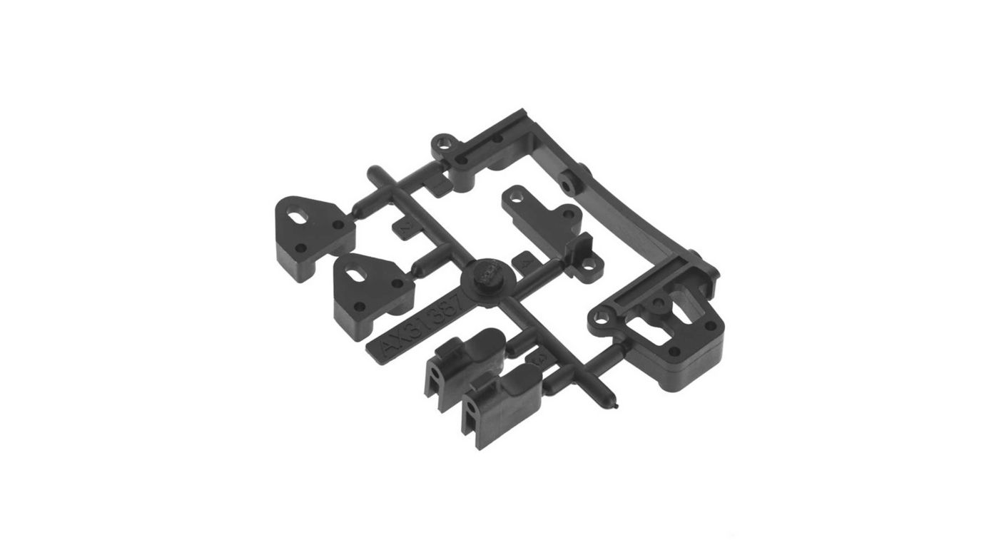 Image for Servo Mounts SCX10 II from HorizonHobby