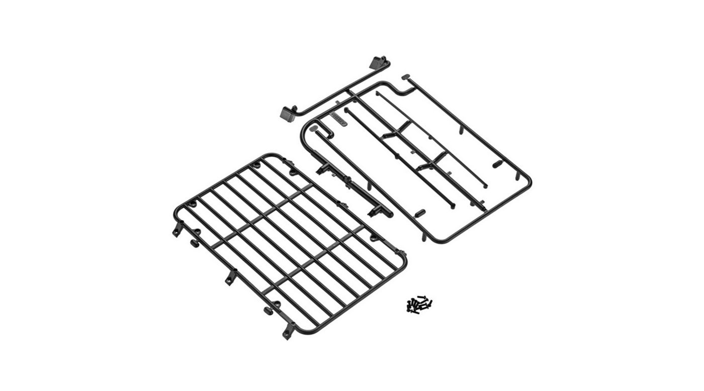 Image for JCROffroad Roof Rack from HorizonHobby