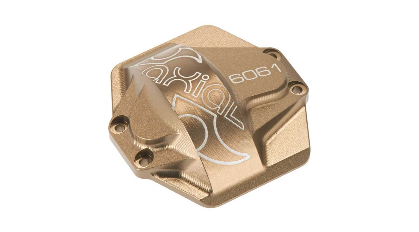 Image for AR60 Machined High Clearance Diff Cover from HorizonHobby
