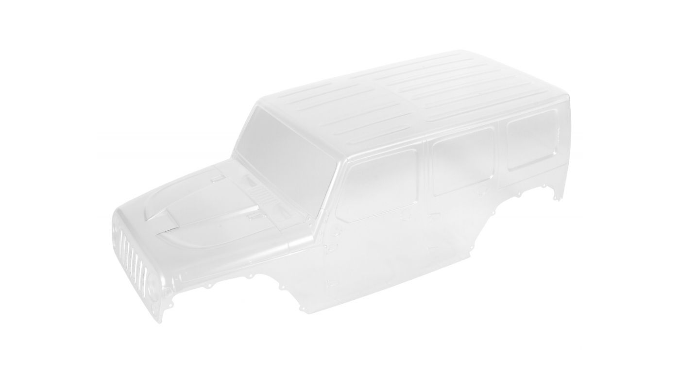 Grafik für AX31578 2017 JeepWranglerRubiconHardtop Clear Body in Horizon Hobby