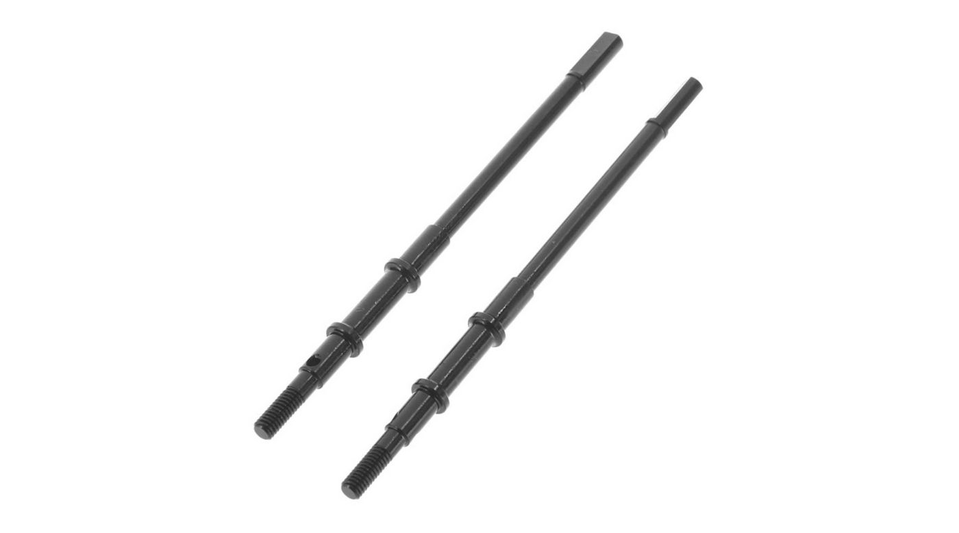 Image pour AR44 Straight Axle Shaft 5x106mm (2) à partir de Horizon Hobby