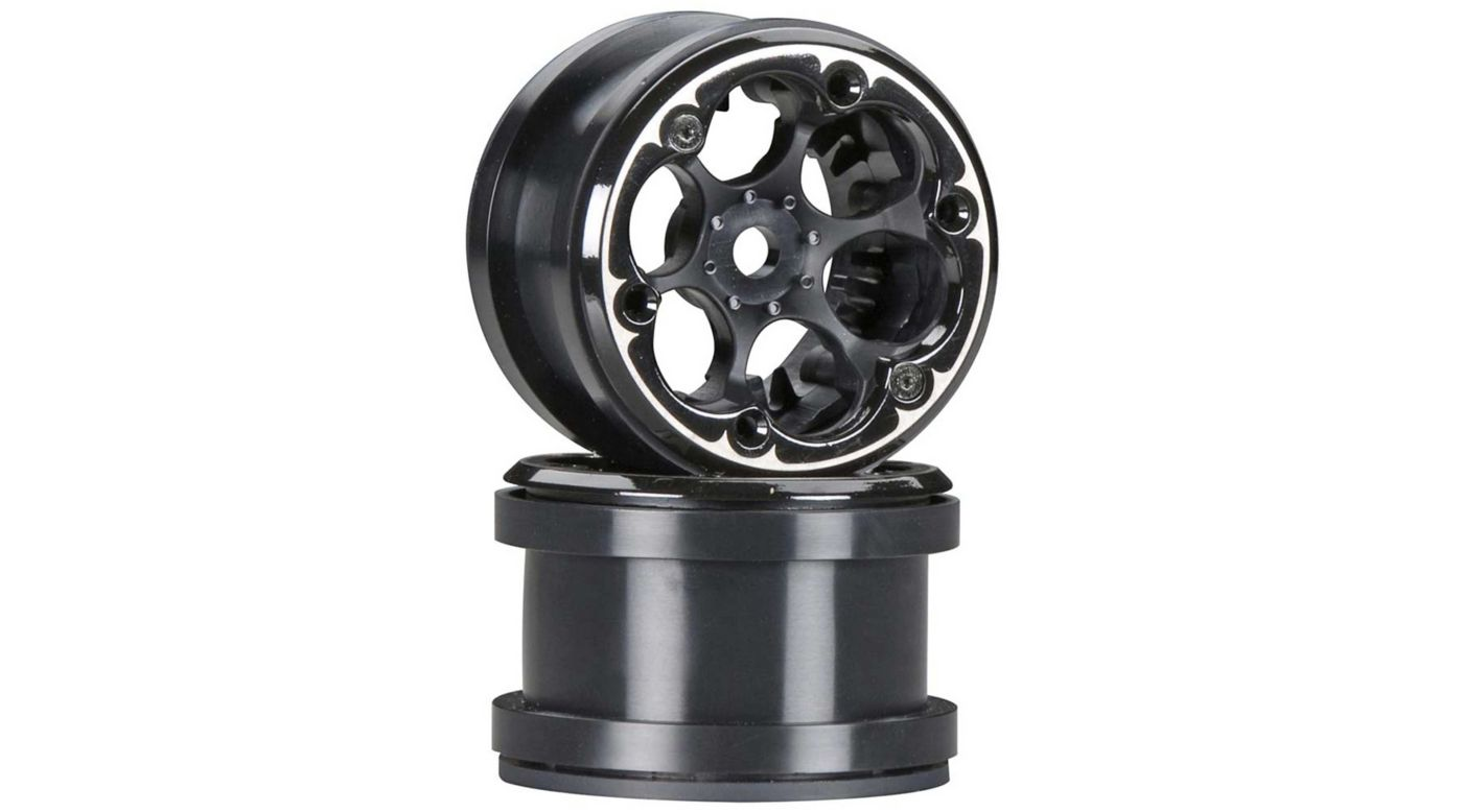 Image for 1/10 Comp XR10 2.2 Beadlock Wheels, 12mm Hex from HorizonHobby