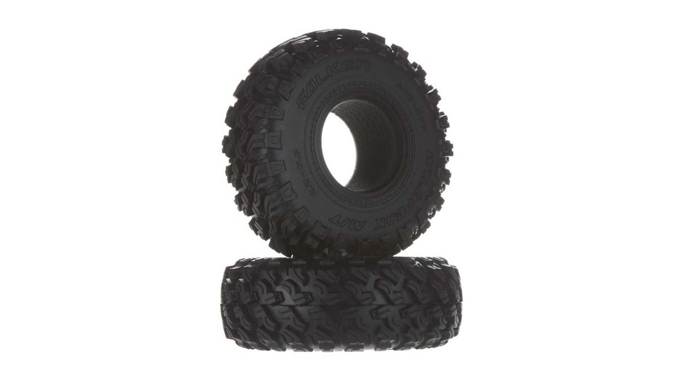 Image for 1/10 Falken Wildpeak M T R35 Compound 2.2 Tire with Inserts (2) from HorizonHobby