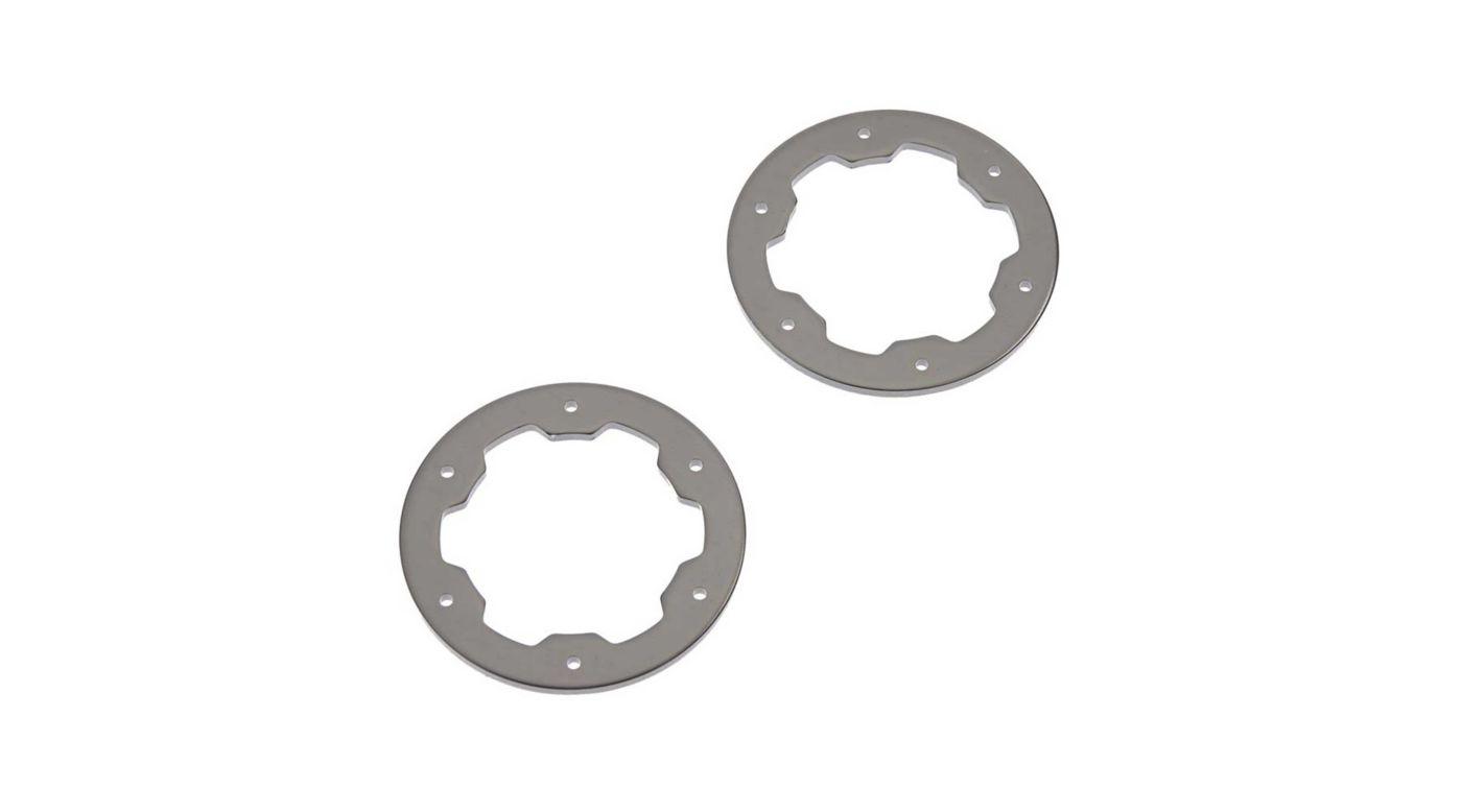 Image for 1.9 Rock Beadlock Ring, Gray (2) from HorizonHobby
