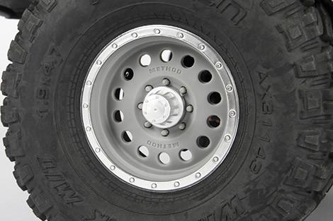 1.9 Method Hole Wheels