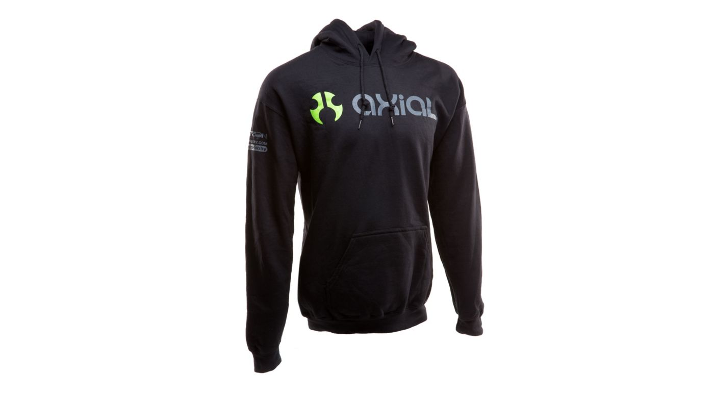 Image for Black Hoodie, Large from HorizonHobby