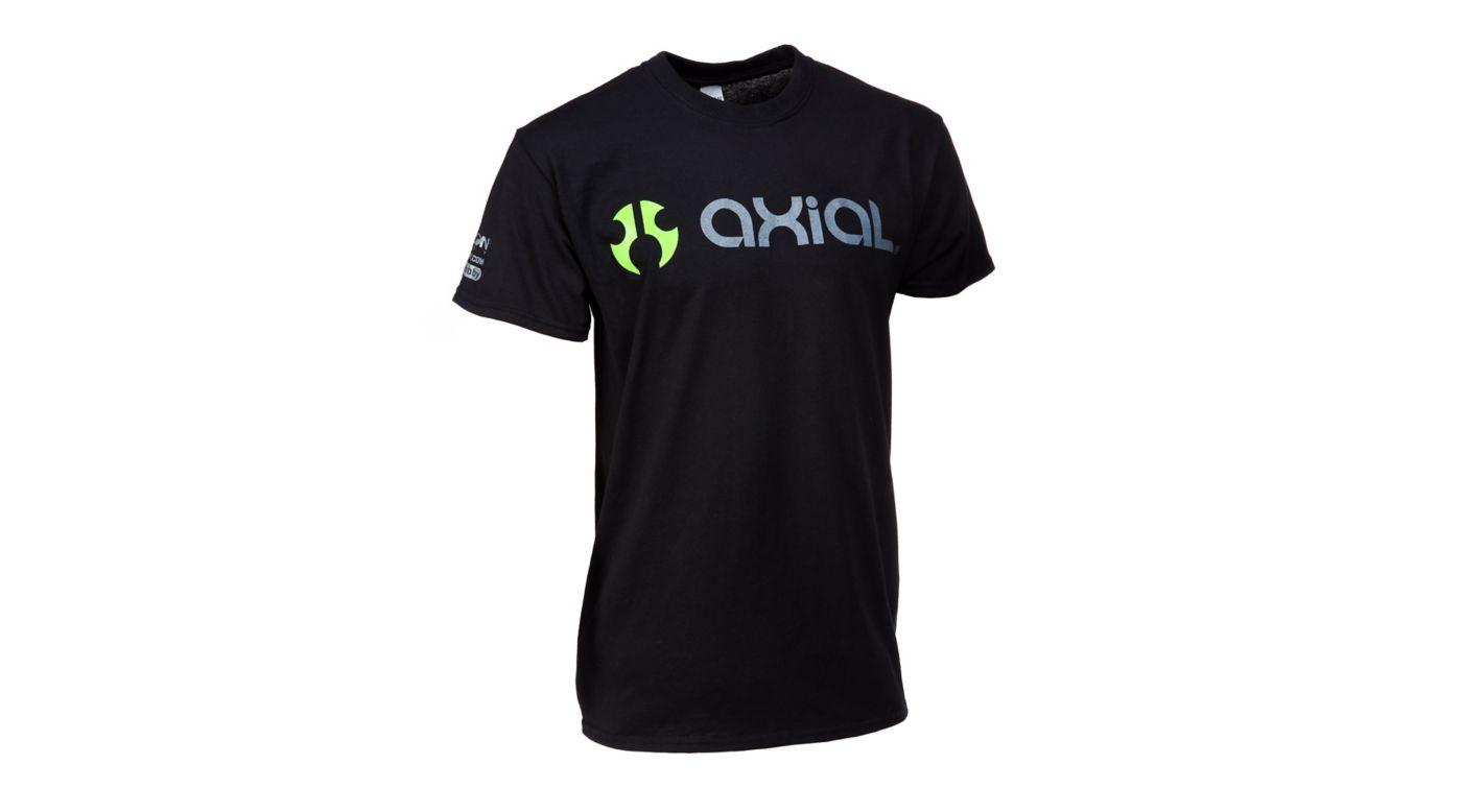Image for Black Shirt, X-Large from HorizonHobby