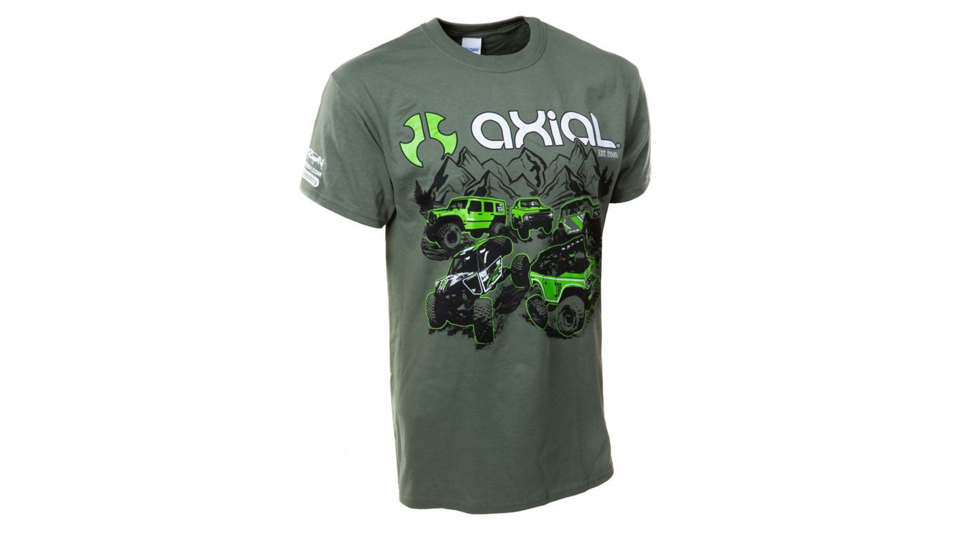 Image for Military Green T-Shirt, 2X-Large from HorizonHobby