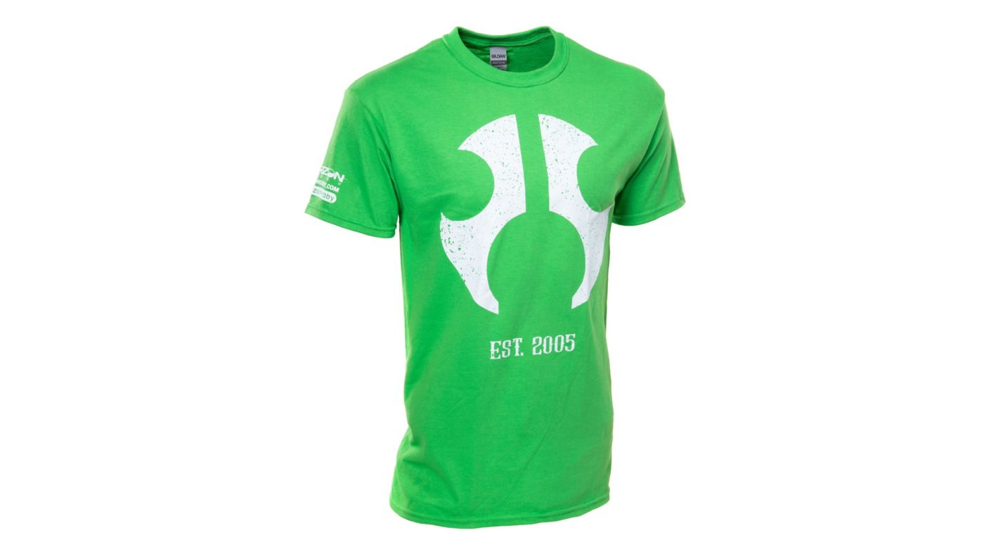 Image for Green T-Shirt, 2X-Large from HorizonHobby