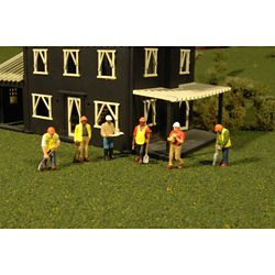 Bachmann 33166 O Civil Engineers Pkg 6
