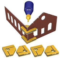 BAC39009 Bachmann Industries HO Magnetic Snap & Glue Set 160-39009