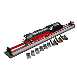 Bachmann 39024 HO Rolling Road w/Rollers and Wheel Cleaners