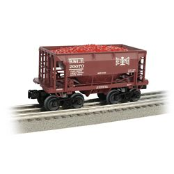 BAC48502 Bachmann Industries O 70 Ton Ore Car B&LE 160-48502