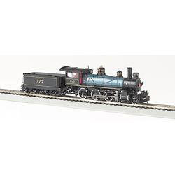 BAC51404 Bachmann Industries HO 4-6-0 DCC w/Snd C&O #377 160-51404