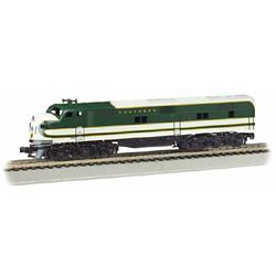 Bachmann 66602 HO EMD E7 w/Sound & DCC Southern Railway Green