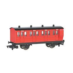 BAC76039 Bachmann Industries HO Red Brake Coach 160-76039