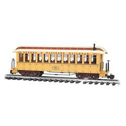 Bachmann 97207 G Classic Coach Car Eureka & Palisade Railroad