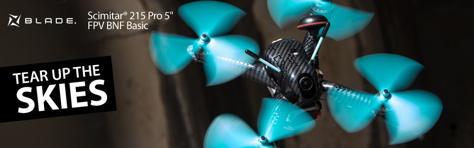 Scimitar 215 Pro 5