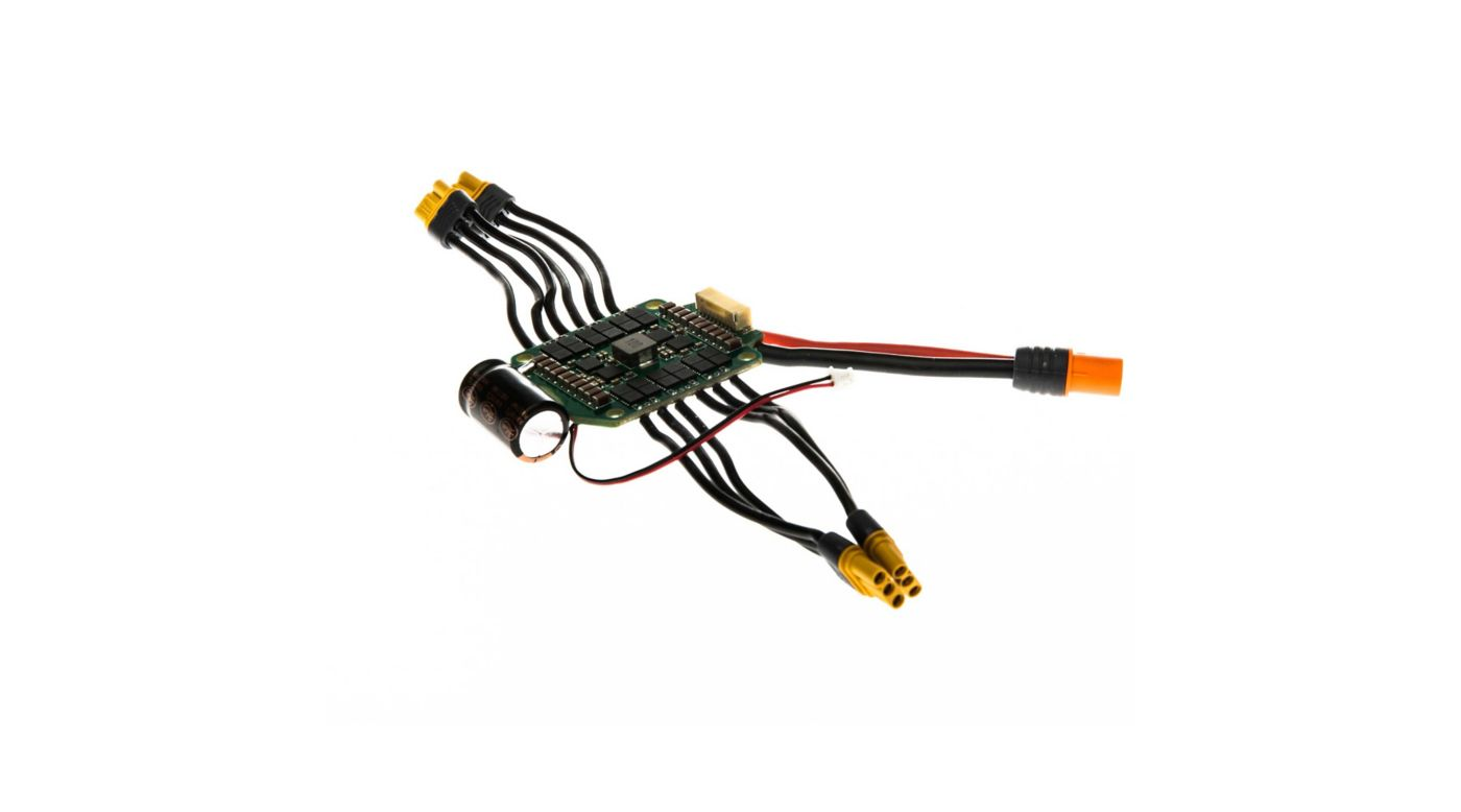 Image for 45A 4-in-1 ESC: Scimitar LRX from HorizonHobby