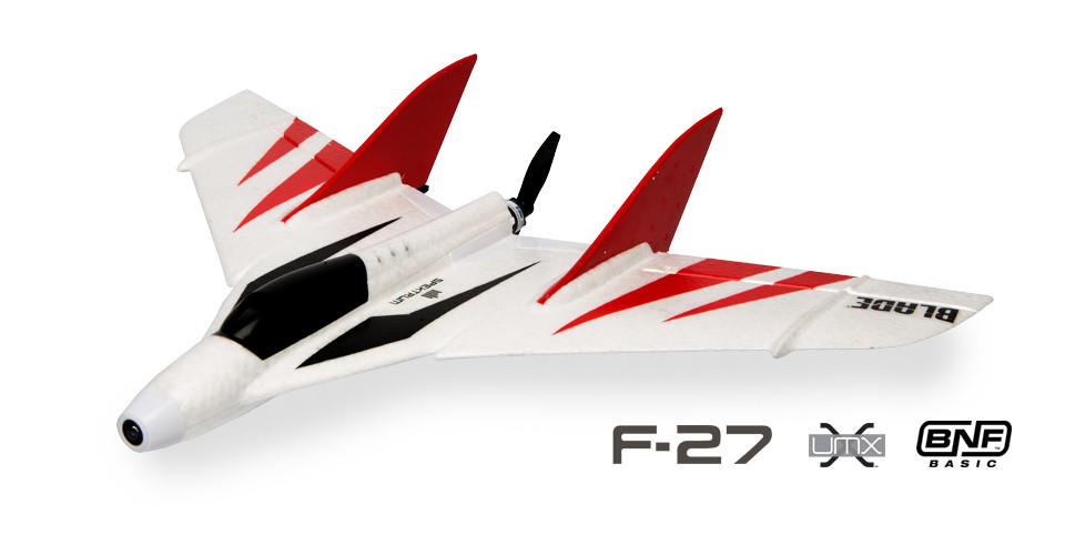 Blade UM F-27 FPV
