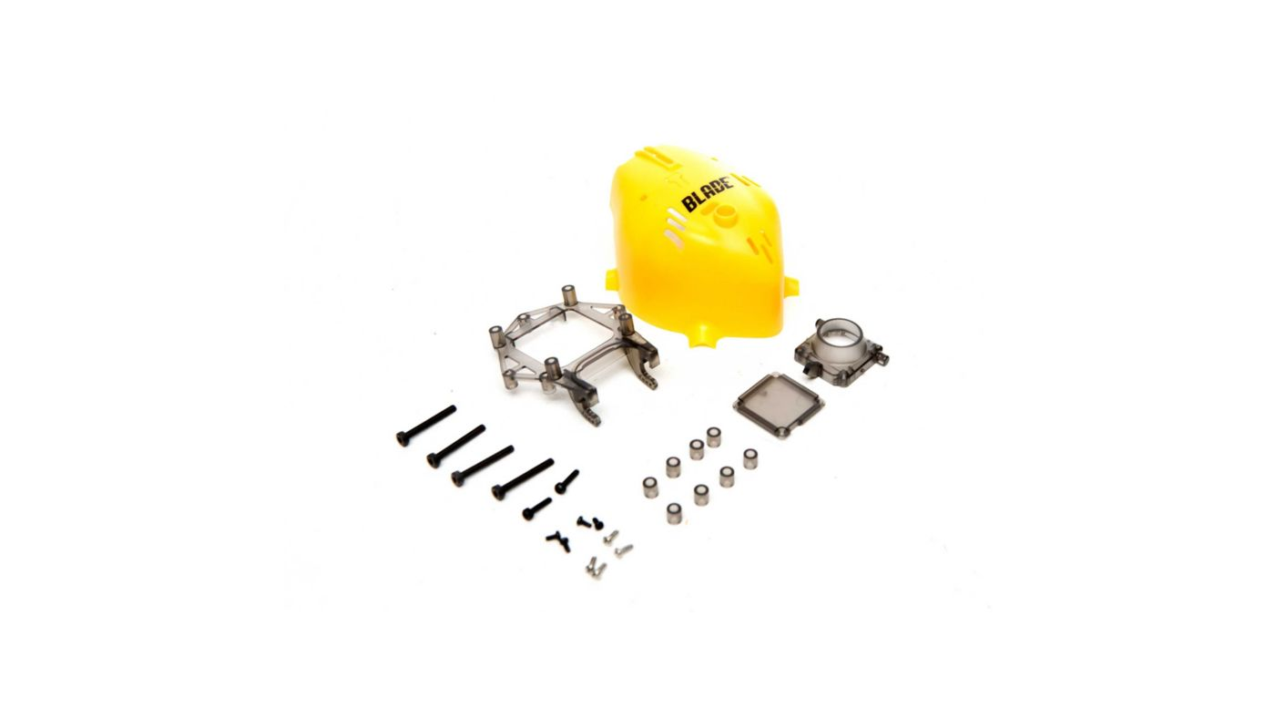 Image for Body Yellow: Torrent 110 FPV from HorizonHobby