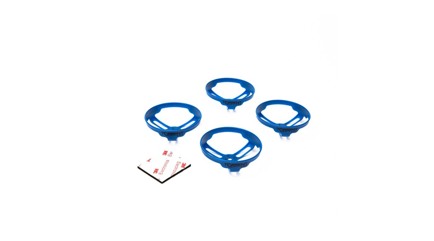 Image for Prop Guards Blue (4): Torrent 110 from HorizonHobby
