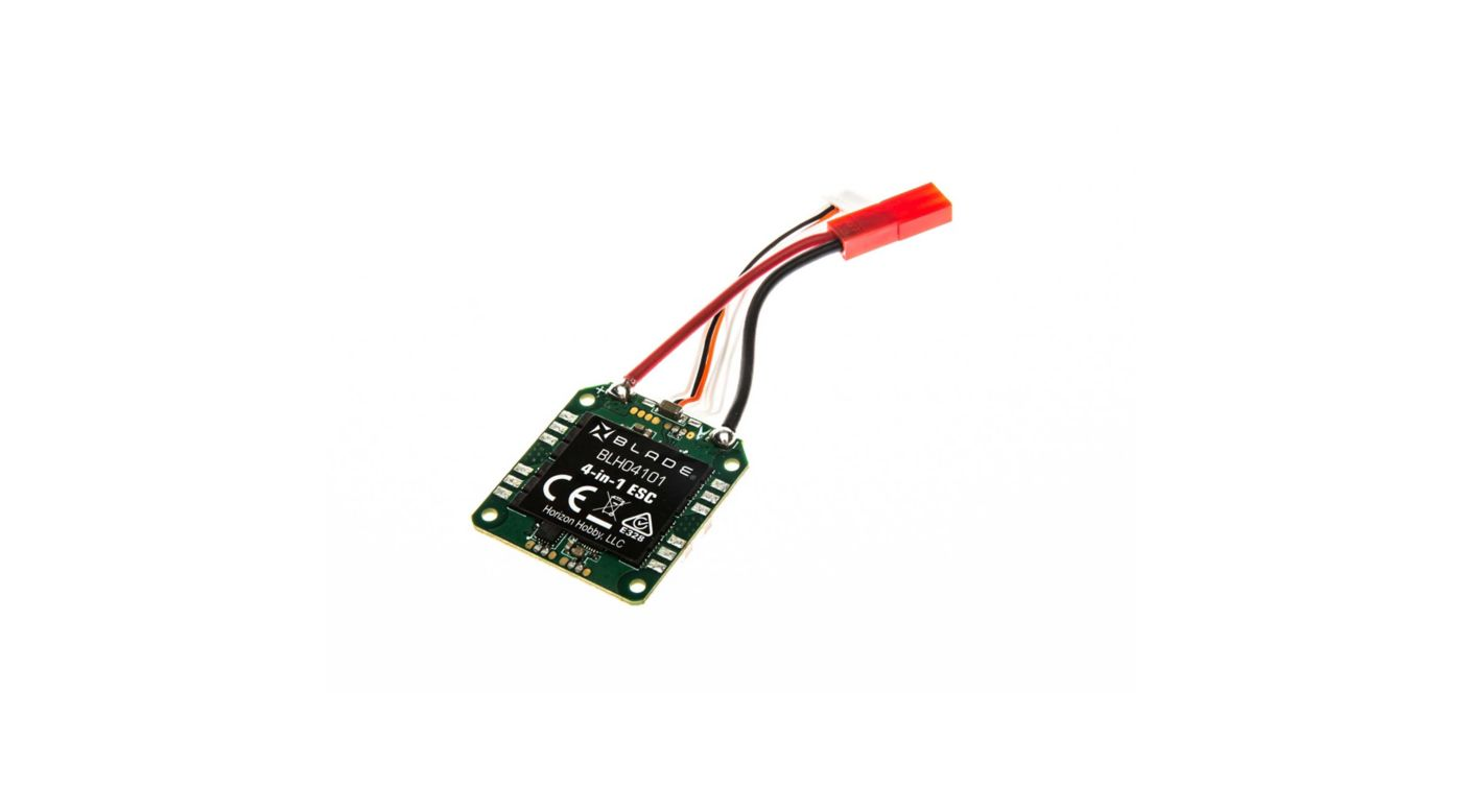 Image for 4-n-1 FPV ESC BLHeli: Scimitar 110 from HorizonHobby