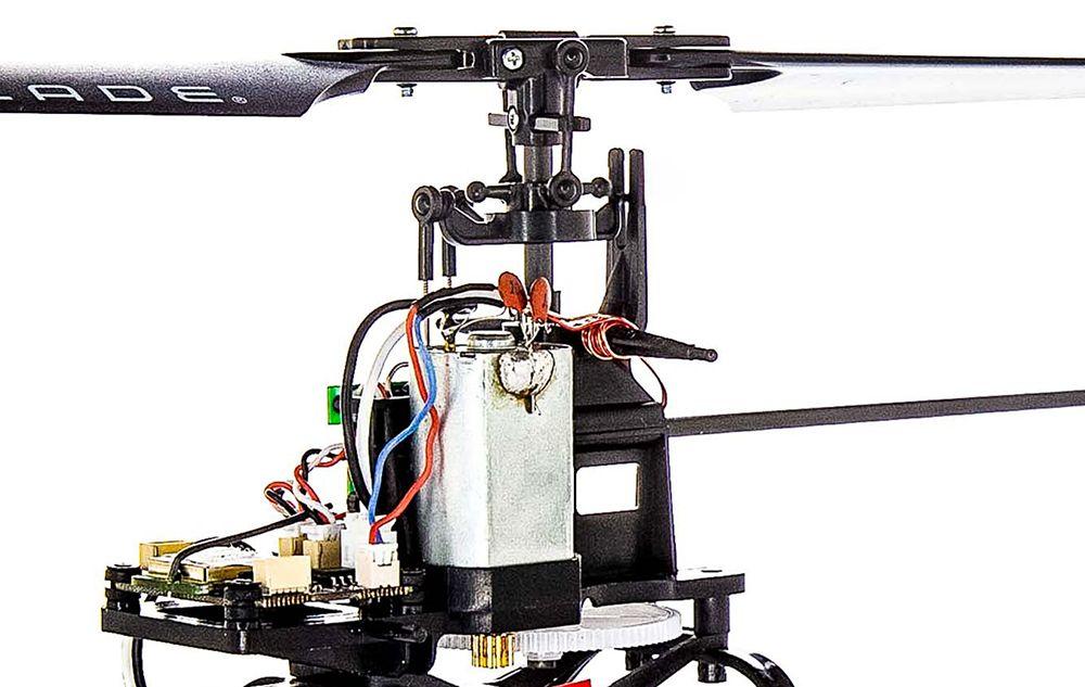 Flybarless Mechanics