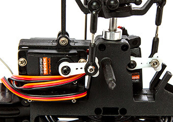 Metal Gear Cyclic Servos