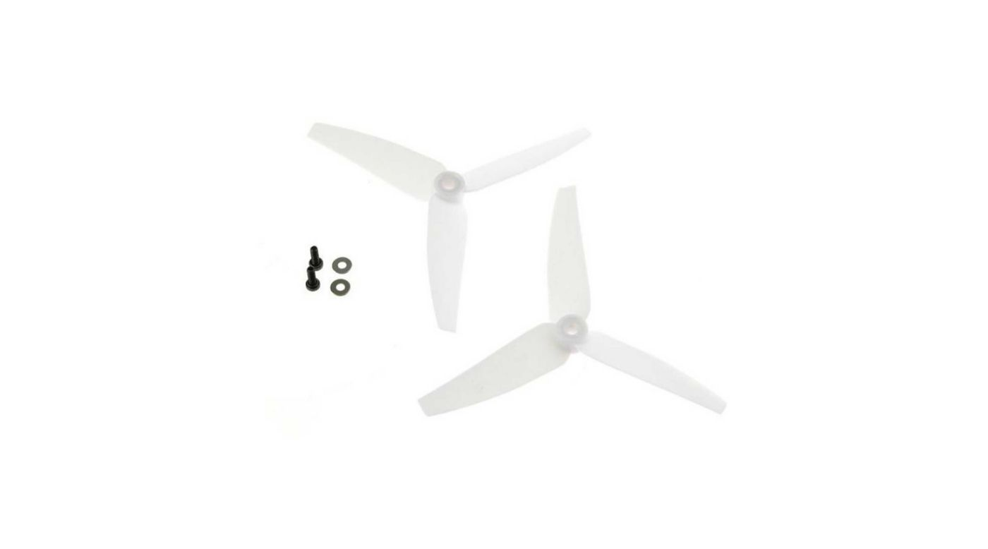 Image for Tail Rotor, White (2): 230 S V2 from HorizonHobby