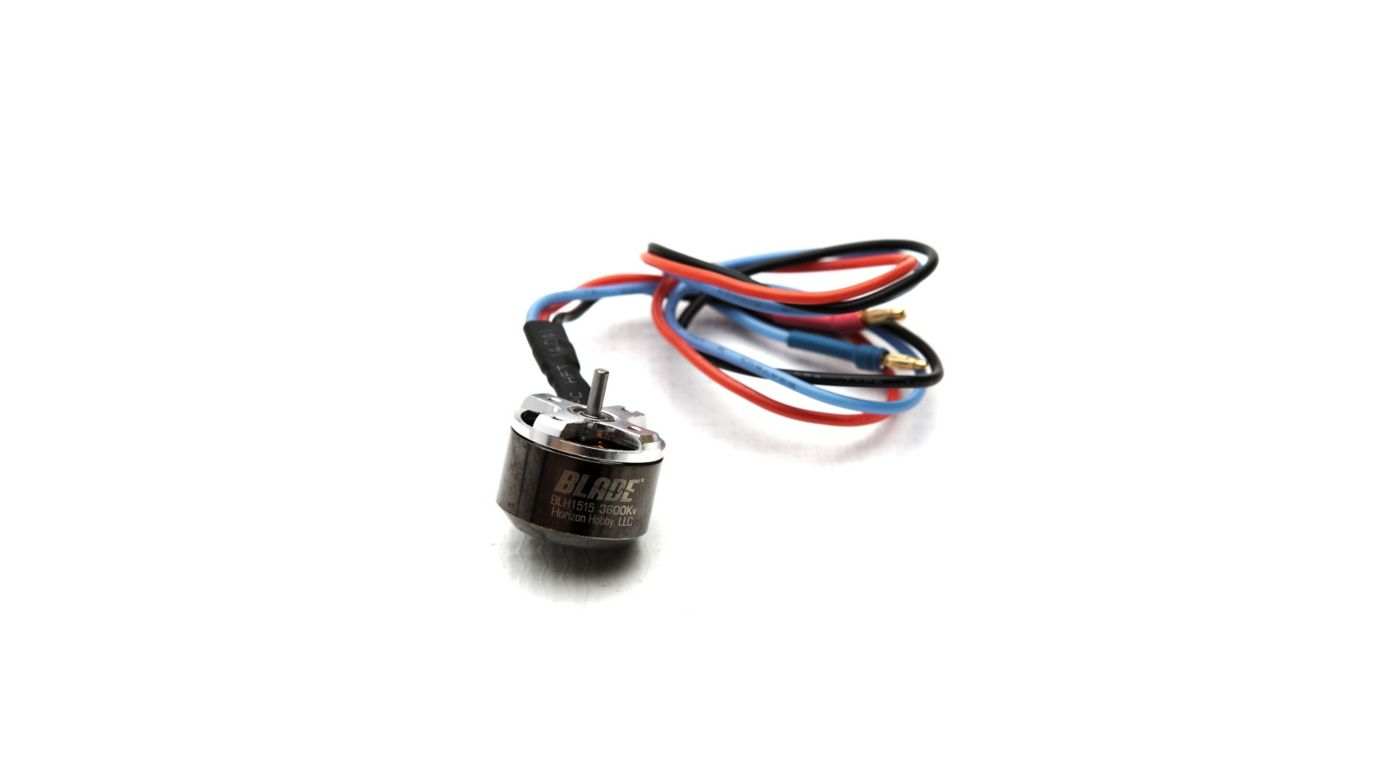 Image for Tail Motor 3600Kv: Blade 230 S from HorizonHobby