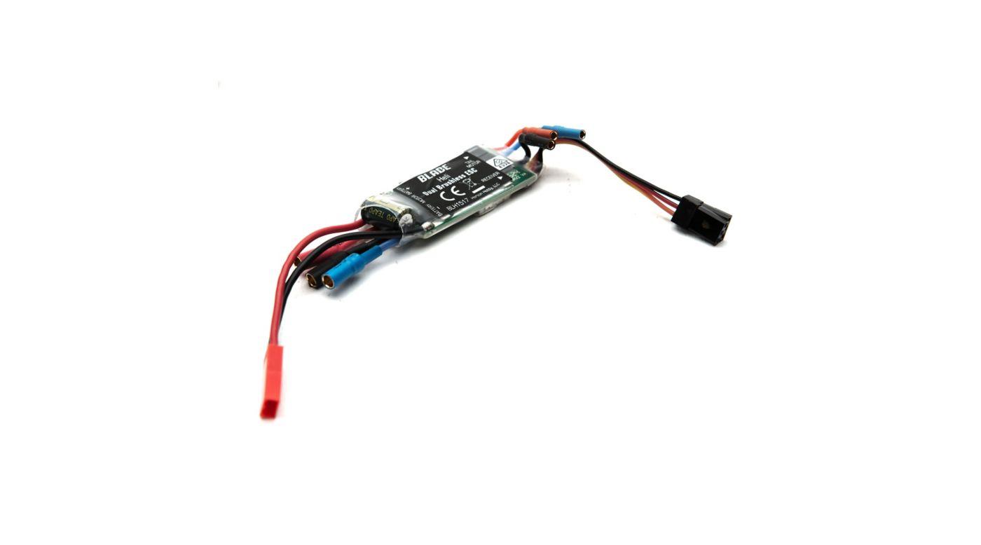Image for Dual Brushless ESC: Blade 230 S from HorizonHobby