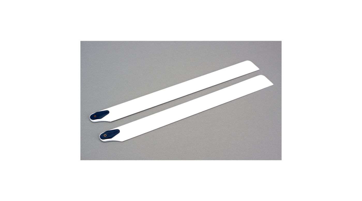 Image for 325mm Wood Main Rotor Blade Set: B450 3D, B400 from HorizonHobby