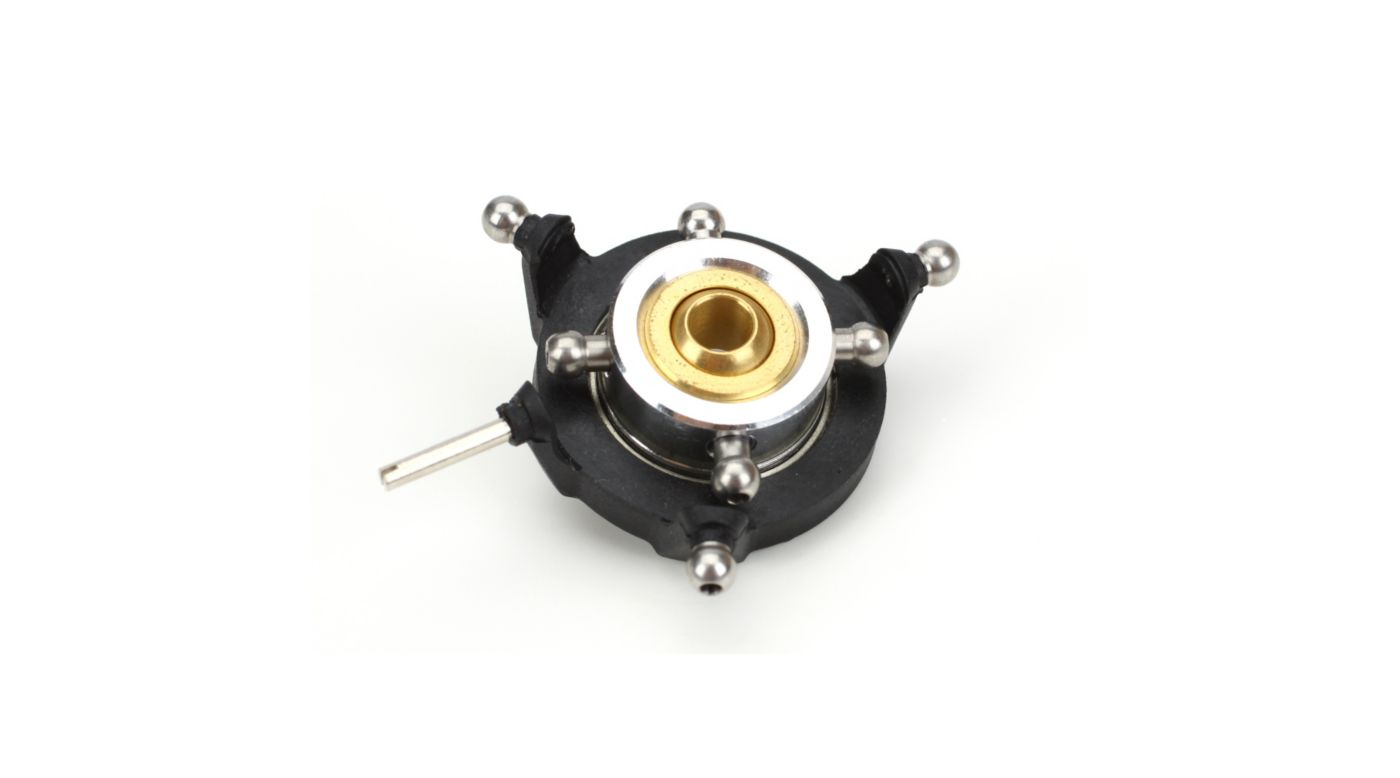 Image for Aluminum and Composite Swashplate: B450, B400, 330X, 330S from HorizonHobby