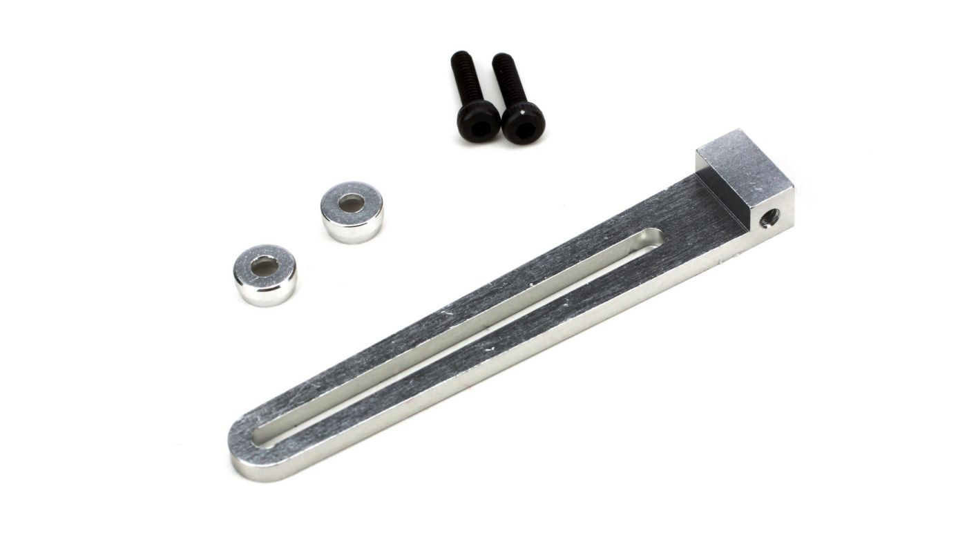 Image for Aluminum Anti-Rotation Bracket/Guide: B450, B400 from HorizonHobby