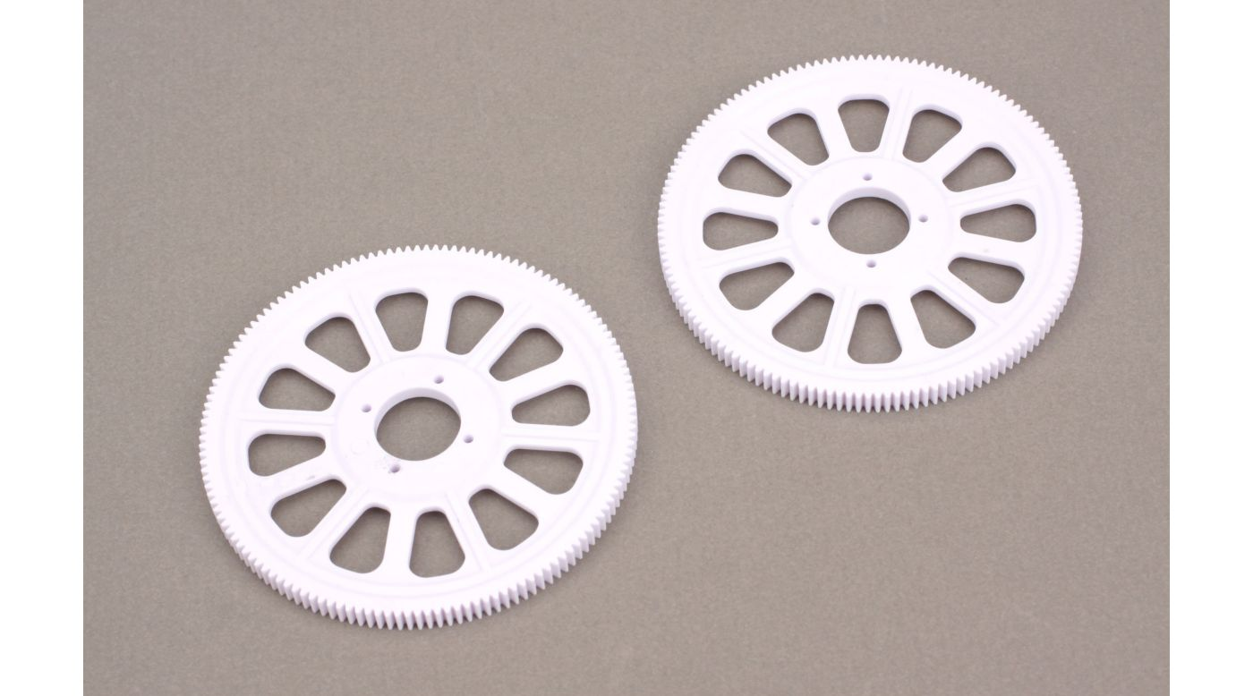 Image for Main Gear (2): B450, 300X from HorizonHobby