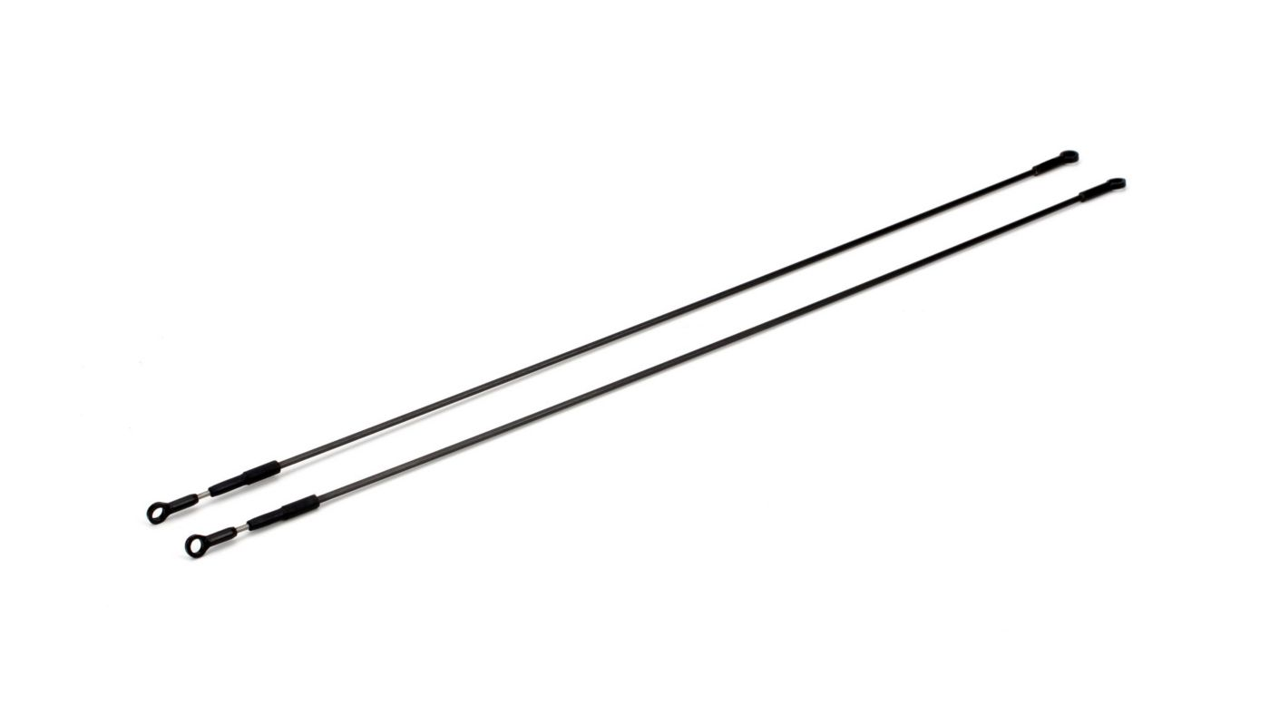 Image for Tail Linkage/Pushrod set (2): B450, 330X, 330S from Horizon Hobby