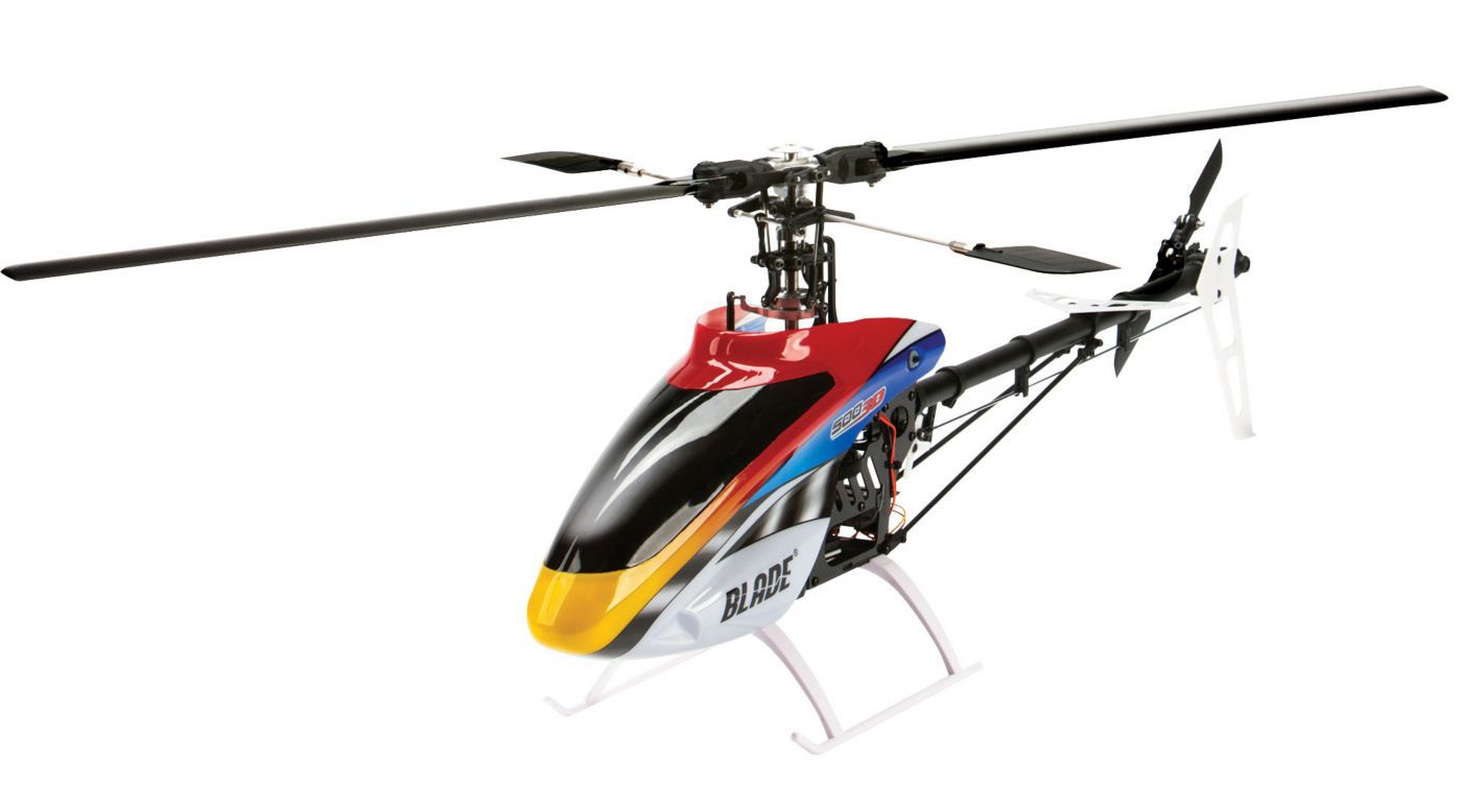 Image for Blade 500 3D RTF from HorizonHobby