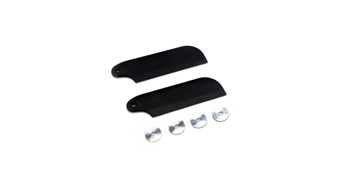Image for Tail Rotor Blade Set: B500 3D/X from HorizonHobby